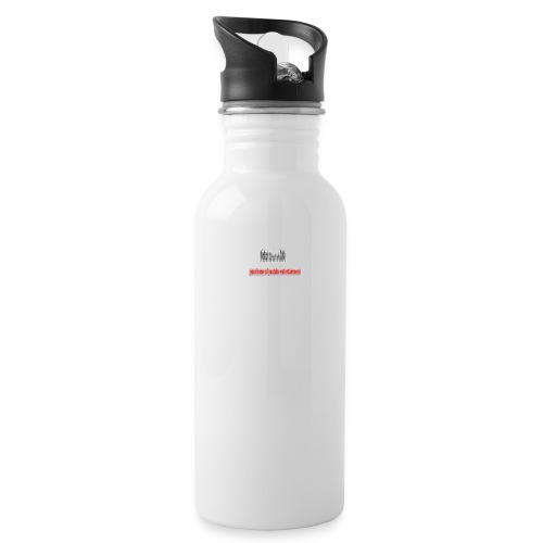 JEBBandit good sized png - Water Bottle
