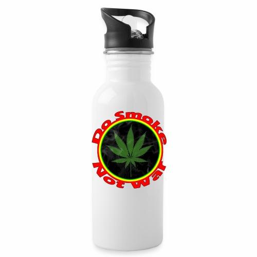 Do Smoke Not War - Trinkflasche