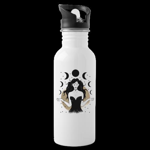 Vintage Lunar Goddess Limited Edition - Water Bottle