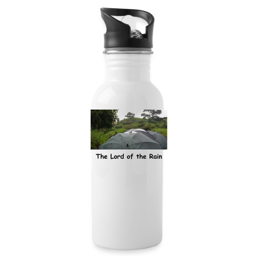 The Lord of the Rain - Neuseeland - Regenschirme - Trinkflasche