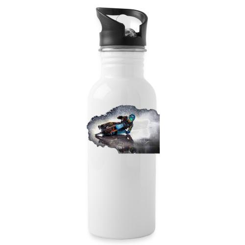 Max Niedermaier auf Spiegeleis - Trinkflasche