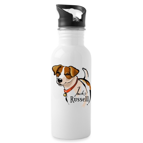 Jack Russell - Trinkflasche