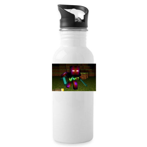 AwesomeSauce Minecraft 2 Swords - Water Bottle
