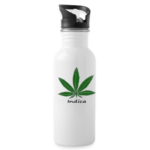 Indica 3 png - Trinkflasche