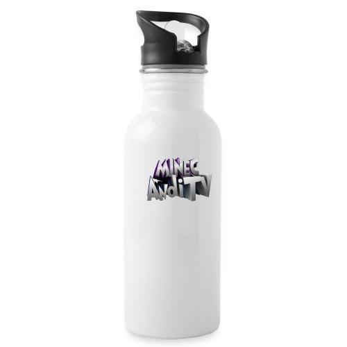 MinecAndiTV - Trinkflasche