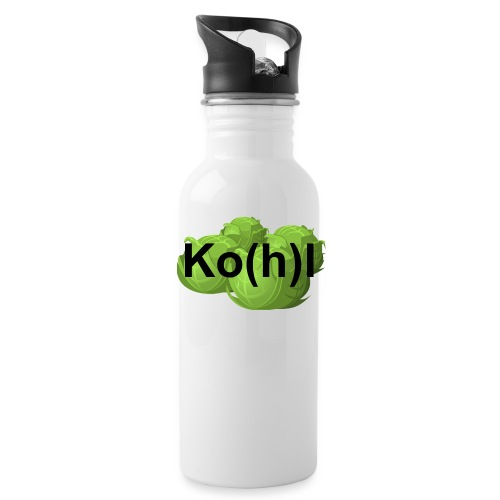 Ko(h)l - Trinkflasche