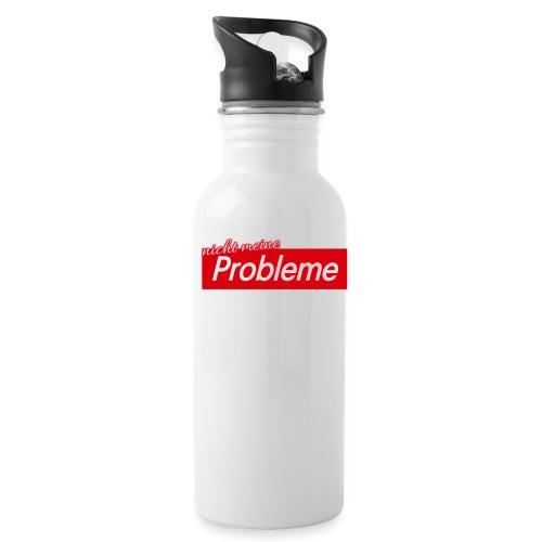 Nicht meine Probleme - Trinkflasche