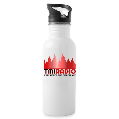 NEW TMI LOGO RED AND BLACK 2000 - Water Bottle