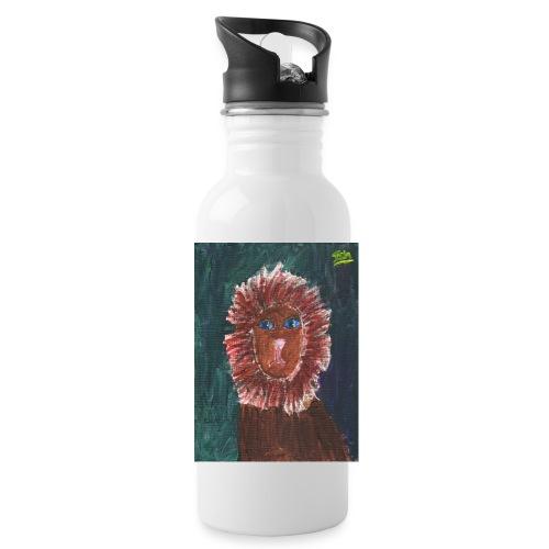 Lion T-Shirt By Isla - Water Bottle