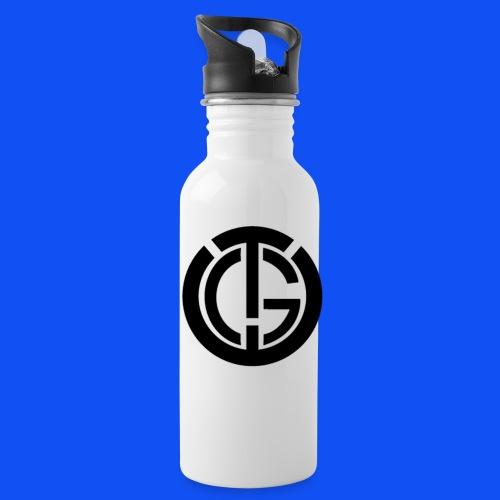 LogoTGE png - Water Bottle