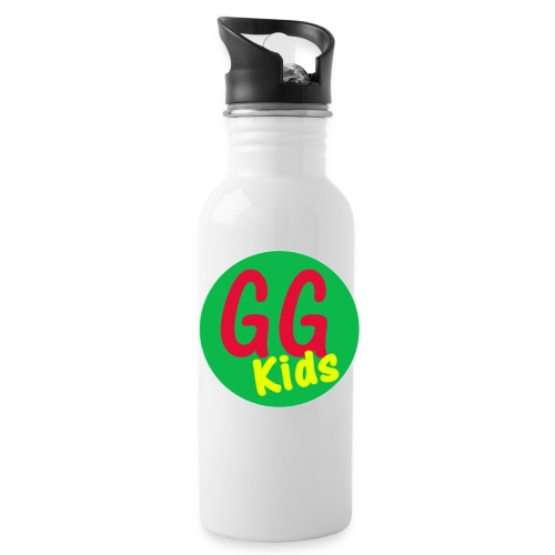 GG Kids Logo - Water Bottle