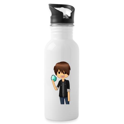 Minecraft Cartoon - Drikkeflaske