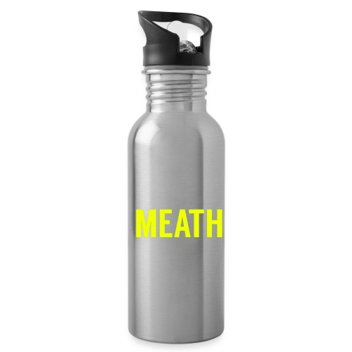 MEATH - Water bottle with straw