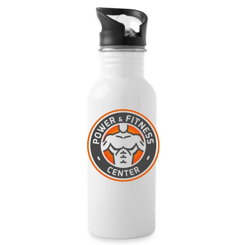 pf logo png - Trinkflasche