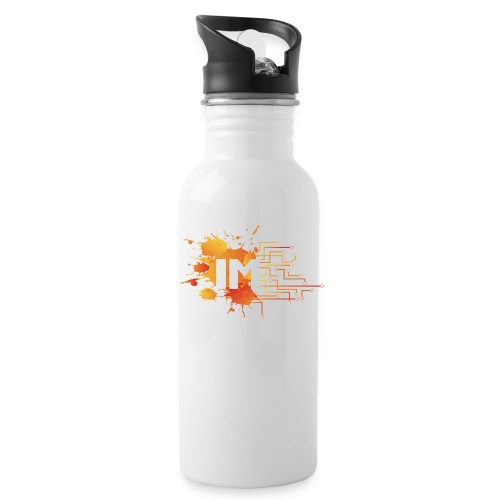 IM Logo Abrv - Water Bottle
