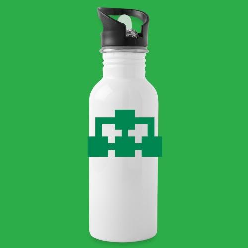 BiG Network ikon grön - Vattenflaska