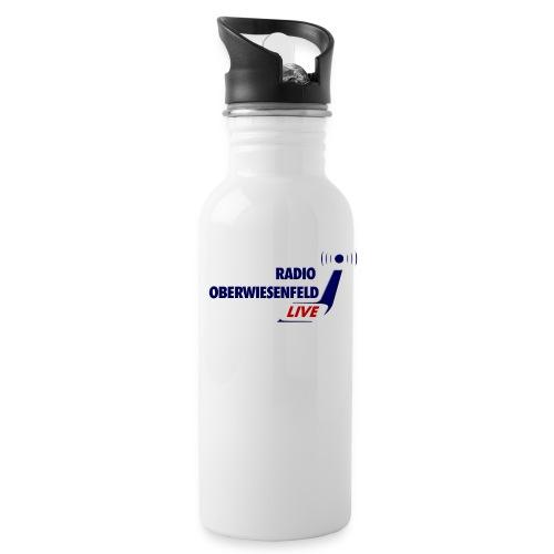 Logo dunkel - Trinkflasche