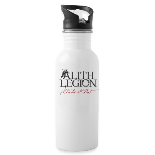 Alith Legion Logo Dragon Ebonheart Pact - Water Bottle