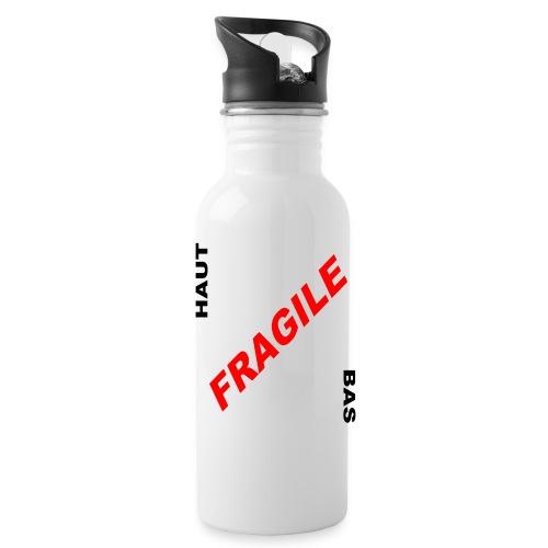 FRAGILE - Gourde