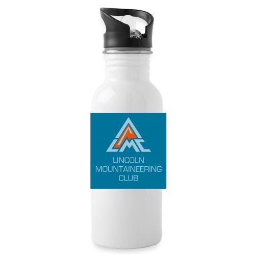 LMC Full Logo w back - Water Bottle