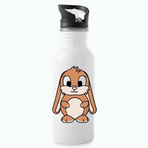 Lily Bunny - Appelsin - Vattenflaska
