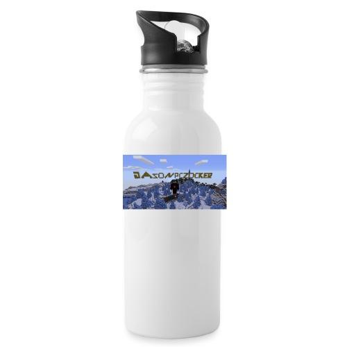 Minecarft merch - Trinkflasche