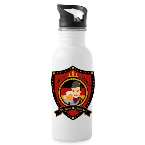 Hermann the German - Water Bottle