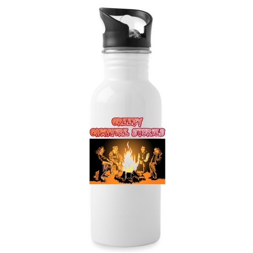 Campfire Shirt Front png - Trinkflasche