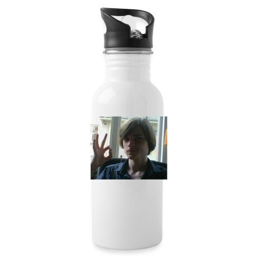 The official RetroPirate1 tshirt - Water Bottle