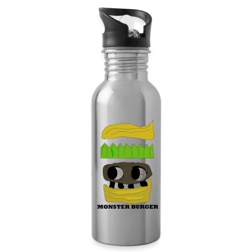 MONSTER BURGER - Trinkflasche