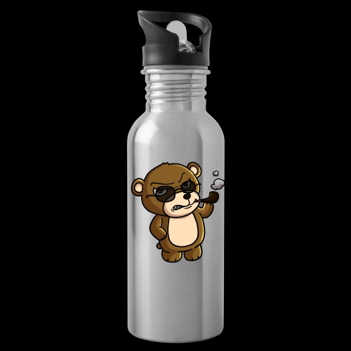 AngryTeddy - Water Bottle