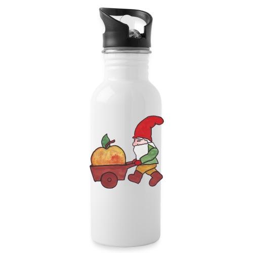 Apfel - Zwerg - Trinkflasche