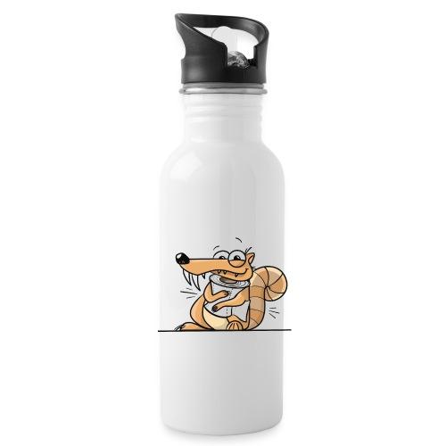 Scrat Toiletpaper Ice Age Corona Age Corona Virus - Trinkflasche