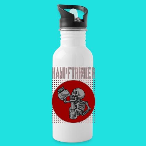 Kampftrinker - Trinkflasche