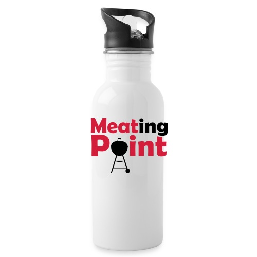 Meating Point - Trinkflasche