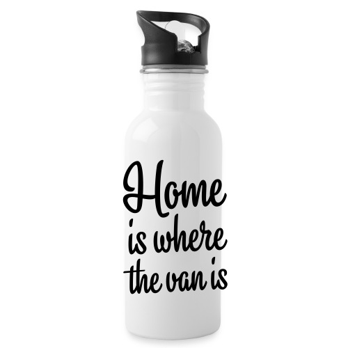 Home is where the van is - Autonaut.com - Water Bottle