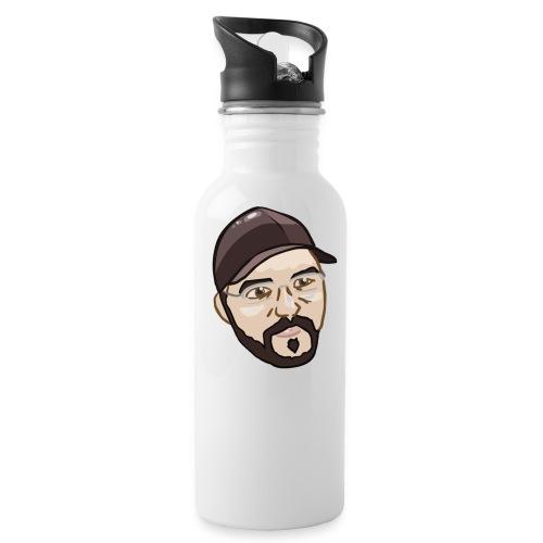 herrnewstimekopf png - Trinkflasche
