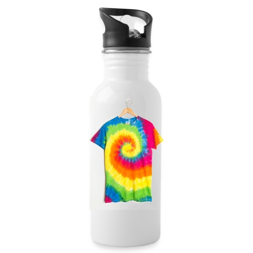 tie die small merch - Water Bottle