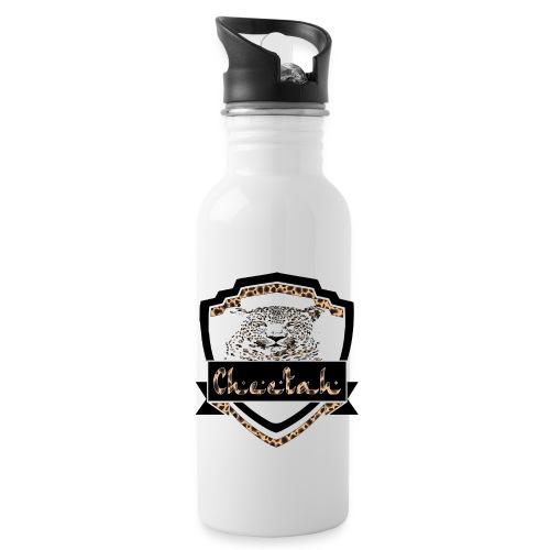 Cheetah Shield - Water Bottle