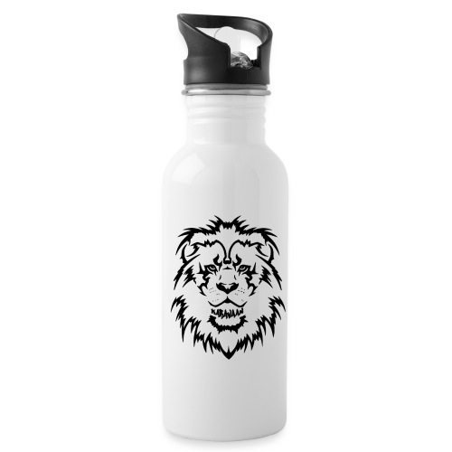 Karavaan Lion Black - Drinkfles