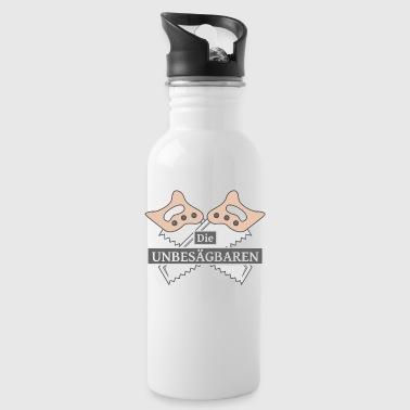 Die UNBESÄGBAREN - Trinkflasche