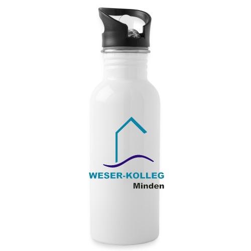 wkmlogooutline - Trinkflasche