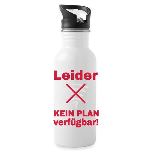 Wlan Nerd Sprüche Motiv - Trinkflasche
