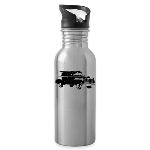 1947 chevy van - Trinkflasche mit integriertem Trinkhalm