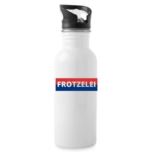 FROTZELEI - Polizeikontrolle Geschenk Autofahrer - Trinkflasche