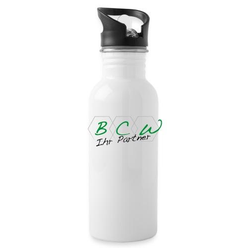 Unternehmenslogo - Trinkflasche