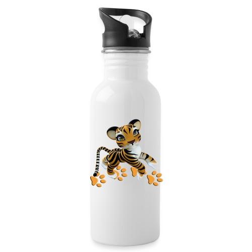 Kleiner Tiger - Trinkflasche