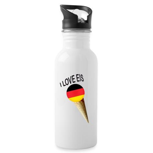 Fußball WM Fan Geschenk - Trinkflasche