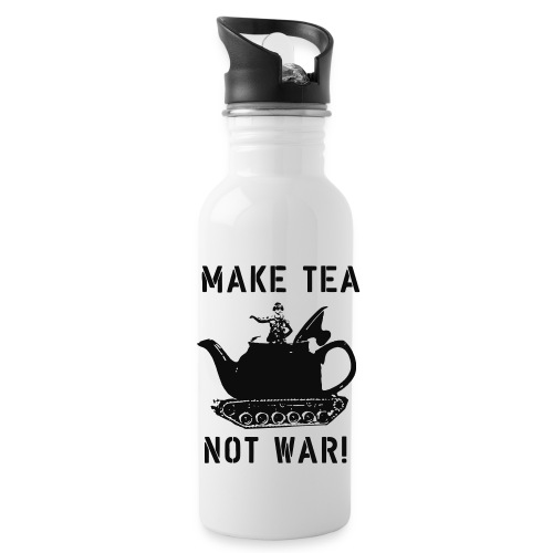 Make Tea not War! - Water Bottle