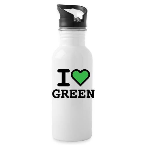 i-love-green-2.png - Borraccia